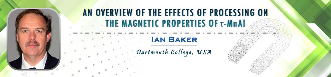 Ian Baker, Dartmouth College, USA
