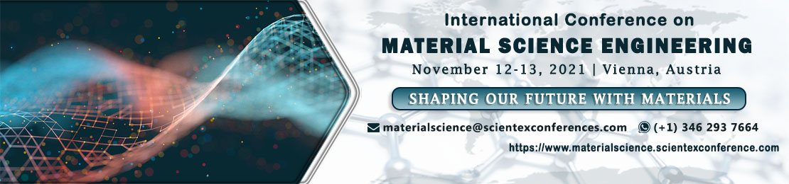 Material Science 2021 Conference