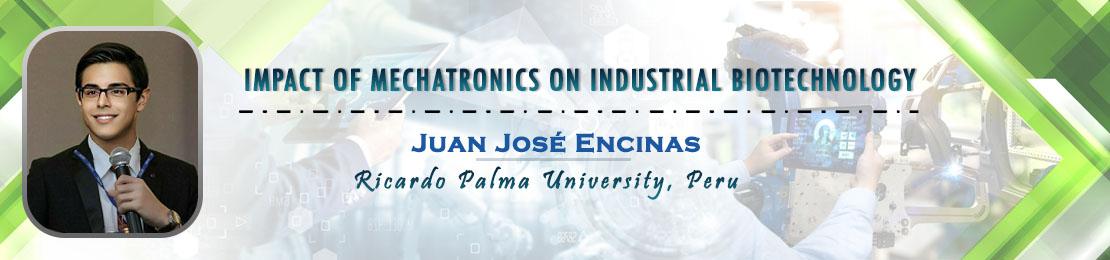 Juan José Encinas, Ricardo Palma University | Material Science 2021